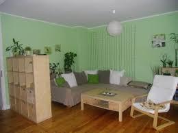 farbcombi grün braun fürs wohnzimmer einrichten und deko
