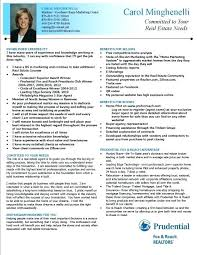 Example Of Realtor Resume And Remarkable Job Description With Nice Design Real Estate Agent