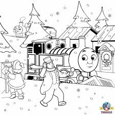 Winter Coloring Pages Activity Village