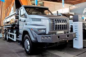 100 Ural Truck For Sale GAZ Unveils Integrated Transport Solutions At IAA Commercial