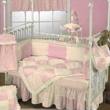 Amazon Baby Doll Bedding Queen Crib Bedding Set Pink Pink