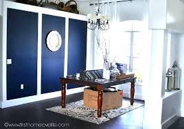 Navy Blue Dining Room Rooms For Decor Going Bold