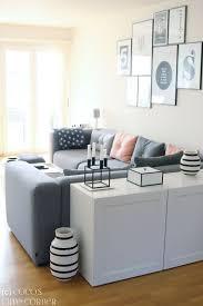 sofa in den raum hinein stellen wohnung wohnzimmer