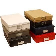 Letter Size File Boxes 9 5 x 12 x 2 25