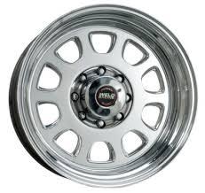 Rekon Off Road Wheel Polished By Weld Lt T55 Lifetime Racing Structural Warranty T55P7120D48A