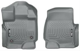 Husky Liners Weatherbeater Floor Liners by 2015 Ford F 150 Parts Buyers Guide
