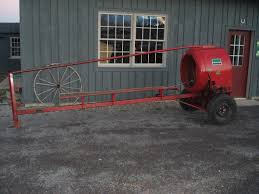 Christmas Tree Baler by About Us Buttonwood