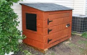 rational preparedness the blog building a generator shelter