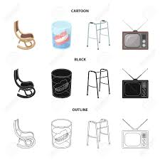 Denture, Rocking Chair, Walker, Old TV.Old Age Set Collection.. Rocking Chair By Adigit Sketch At Patingvalleycom Explore Clipart Denture Walker Old Tvold Age Set Collection Pvc Pipe 13 Steps With Pictures Shop Monet Black And White Rocking Chair Walker Old Tvold Age Set Bradley Slat Patio Vector Clip Art Of A Catamart Isolated On White Background A Comfortable Illustration Silhouettes Of Home And Stock Image