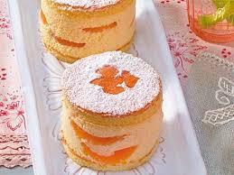 käse sahne törtchen rezept mit aprikosen rezept käse