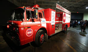 Doug Ford, Firefighters Union Clash Over Fire Truck | The Star Amazoncom Lego City Fire Truck 60002 Toys Games Firefighters Get New Rescue Truck Free To Use Public Domain Clip Art Fire Fighter Week Hire A Fire Nj About Us Hawyville Acquire Quint The Newtown Bee Image Result For Front Mount Pinterest 2 Trucks Collide On Way Call 8 Refighters Injured 6abccom Polish The At Beltsville Vol Kids Engine Video For Learn Vehicles Group Of Men And Sitting In A South Vancouver Ideas Product Ideas Vintage 1960s Open Cab