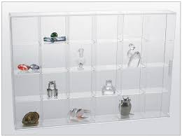 Acrylic Glass Cabinet 5259