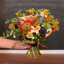Floral Arrangement Made From The Flower Recipe Book By Studio Choo