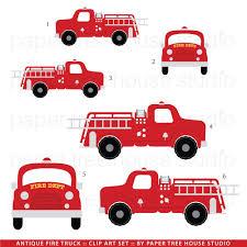 100 Clipart Fire Truck Clip Art Station Clip Art Vintage Engine