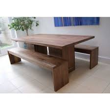 Walnut Dining Table Benches