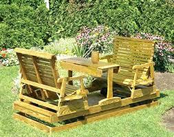 outdoor wooden glider chair plans free outdoor glider bench plans
