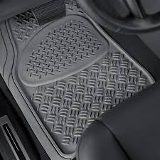 OxGord® FMPV02B-GY - Diamond Style 1st & 2nd Row Gray Heavy Duty ... Us 4pcs Car Truck Suv Van Custom Pvc Rubber Floor Mats Carpet Front Amazing Wallpapers Hot Sale Uxcell Peeva Foam Plastic Suv Trunk Cargo Oxgord Diamond Rugged 3piece Allweather Automotive Buy Plasticolor 0054r01 2nd Row Footwell Coverage Black 000666r01 1st With Graphics Top 10 Best Liners 2017 Review Rated Metallic Red For Trim To Fit 4 Pilot Piece Tan Mat Set Queen Weathertech Allweather Mobile Living And