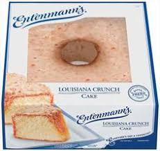 Entenmann s Crunch Cake Lemon 20 0 OZ
