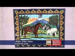 southwest mexican tile murals inc at www swmtm com youtube