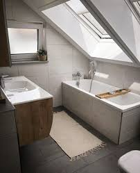 tipps für eine dachschräge im bad