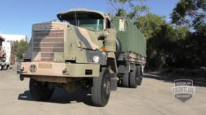 100 Military Truck Auction Mack S Available At June 1622 Australian Frontline