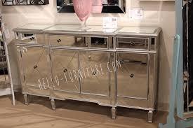 Hayworth Mirrored 3 Drawer Dresser by Accents Hello Furniture