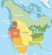 Native American Tribes And Regions