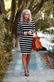 the coziest sweater dress