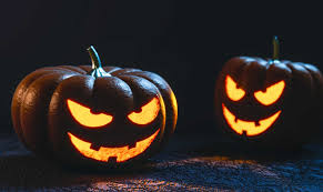 Is Happy Halloween Capitalized by Scary Halloween Poem The Darkness