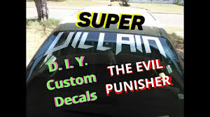 D. I. Y Custom Window Decals (part 2) SUPER VILLAIN Advise - YouTube Custom Window Decal For Webpass Vehicle Wraps Decals Vinyl Glass Lettering Signs Nyc Tutorial Create Custom Window Decals Your Business Elk Shape Sticker Buildacrosscom High Quality Stickers Full Color Tpee Car Large Big Etsy Your Business Gate City Graphics How To Remove Vinyl Signs Decals Or Designs From A Car Window Back Trucks Truck New For Ideas At Home Depot Autumn To Deter