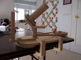yarn baller or winder the plans for the baller a yarn swift and