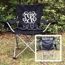 Custom Folding Chair, Monogrammed Chair, Personalized ...