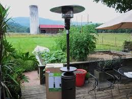 Garden Treasures Patio Heater Assembly mainstays patio heater assembly u0026 review youtube