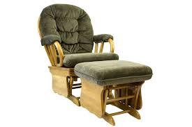 Glider Rocking Chair Cushions For Nursery by Gliding Rocking Chair For Nursery Custom Chair Cushions Glider