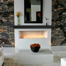Contemporary & Modern Fireplace Mantels and Surrounds