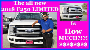 2018 F250 LIMITED Is HOW MUCH ?!?! - YouTube Tomball Tx Used Cars For Sale Less Than 1000 Dollars Autocom 2013 Ford Vehicles F 2019 Super Duty F350 Drw Xl Oxford White Beck Masten Kia Sale In 77375 2017 F150 For Vin 1ftfw1ef1hkc85626 2016 Sportage Kndpc3a60g7817254 Information Serving Houston Cypress Woodlands Inspirational Istiqametcom Focus Raptor V8 What You Need To Know At Msrp No Premium Finchers Texas Best Auto Truck Sales Lifted Trucks