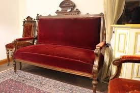 sofa sessel und stuhl gründerzeit
