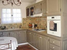 repeindre sa cuisine rustique repeindre une cuisine rustique gallery of repeindre cuisine