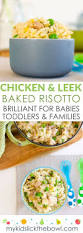 Pumpkin Risotto Recipe Nz by Chicken And Leek Baked Risotto My Kids Lick The Bowl
