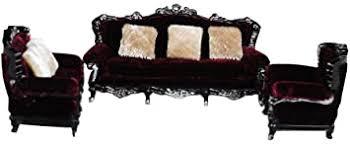 black temptation set 6 mini größe puppe haus möbel zubehör wohnzimmer serie pink