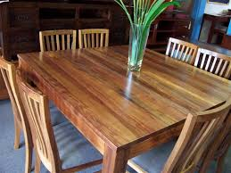 Melbourne Blackwood 1500 Square Dining Table