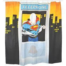 Novelty Plastic Shower Curtains