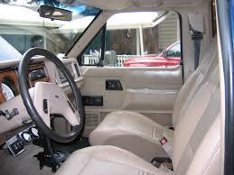 Ford Bronco II interior gallery MoiBibiki 7
