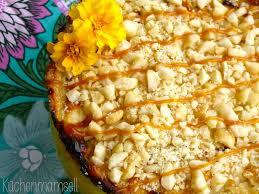 küchenmamsell veganer käsekuchen für faule süß am sonntag