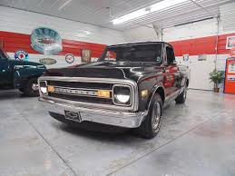 Hot Rod For Sale - 1971 Chevrolet C10 1971 Chevrolet C20 Pickup W171 Indy 2012 Unstored Shortbed C10 Httpbarnfindscom 71 Cheyenne Super Short Bed Sold Youtube Cst Pickups Panels Vans Original C 10 Pole Cat For Sale In Key Largo Fl Nations For Sale Ck Truck Near Cadillac Michigan 49601 Fast Lane Classic Cars Sale Classiccarscom Cc1055432 C50 Stake Bed Dump Truck Item H9371 Sold Questions How Much Is A Chevy Pickup Gateway 1038ord