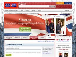 un bureau de poste postes canada site web officiel pour