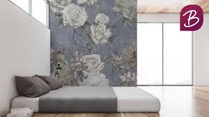 romantische tapete im schlafzimmer unsere ideen für die