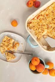 aprikosen streuselkuchen