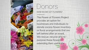 Floral Business Plan Bussines Welcome To The Power Of Flowers Project Flower Sample Design