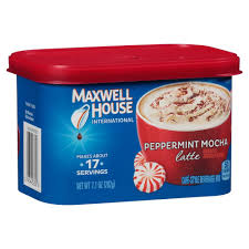 Pumpkin Spice Latte Mms by Amazon Com Maxwell House International Cafe Flavored Instant